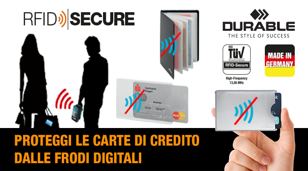 Durable RFID SECURE!