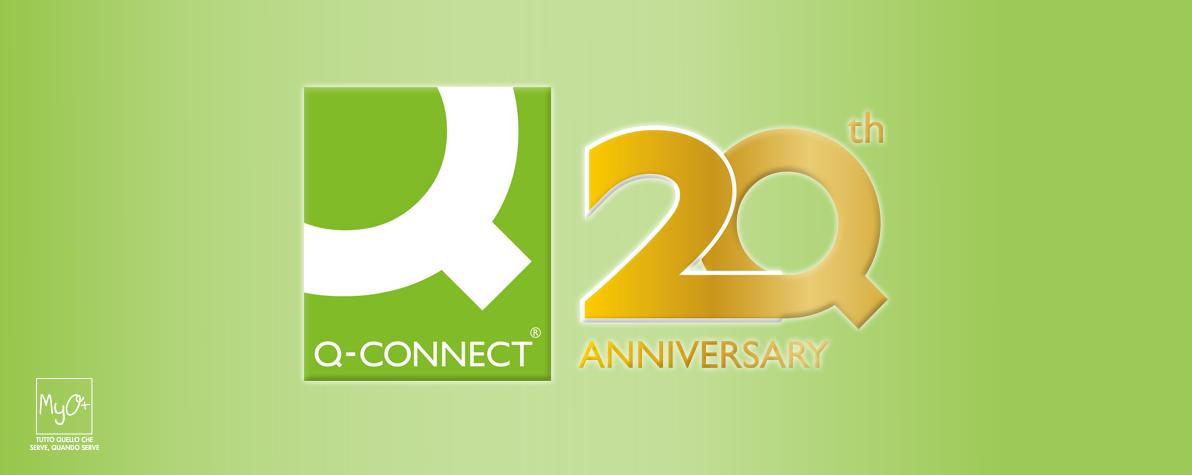 Q-CONNECT 20th° Anniversary!