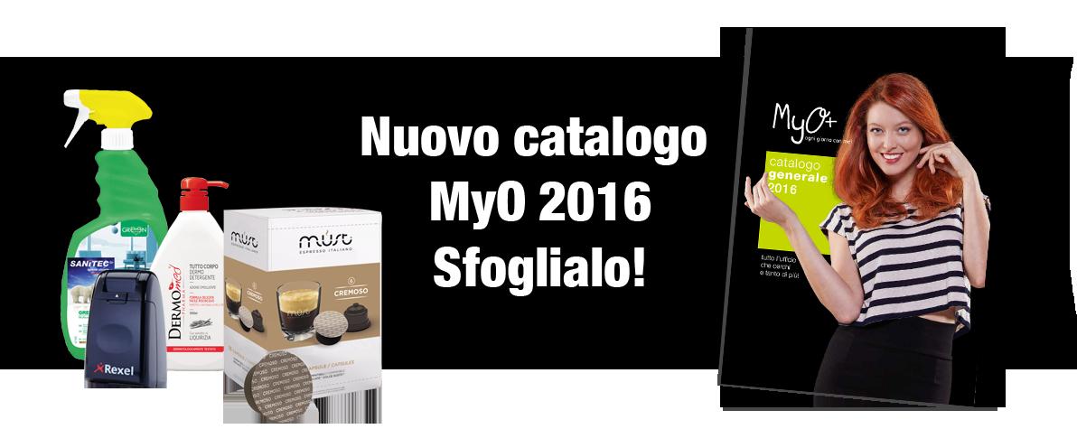 Catalogo MyO 2016
