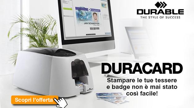 Durable DURACARD 2016