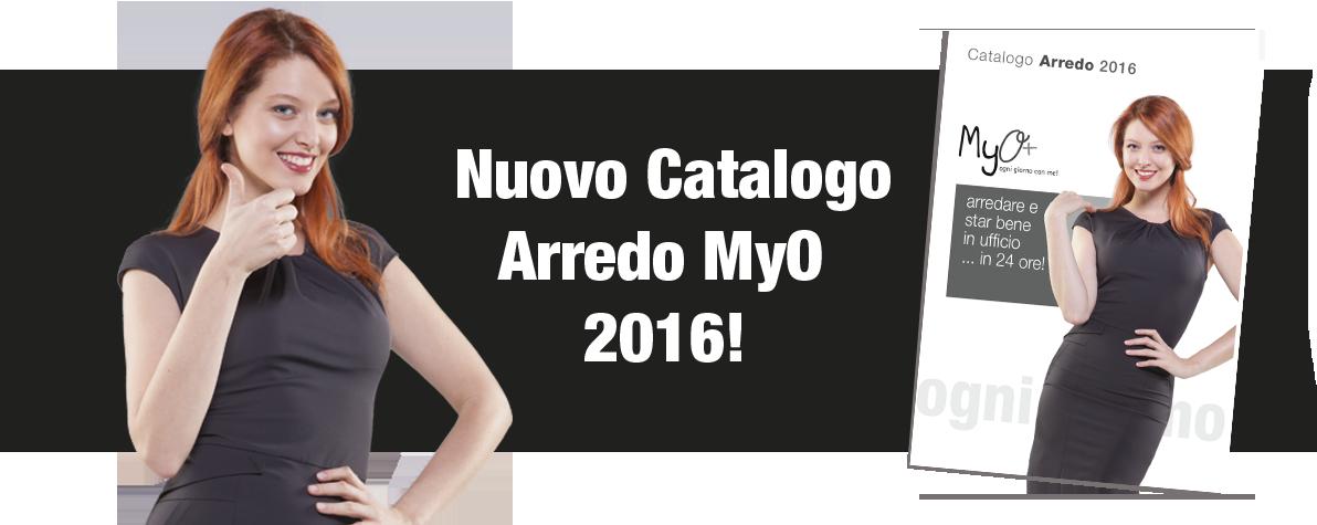 Catalogo Arredo MyO 2016