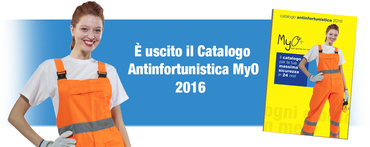 Catalogo Antinfortunistica MyO 2016