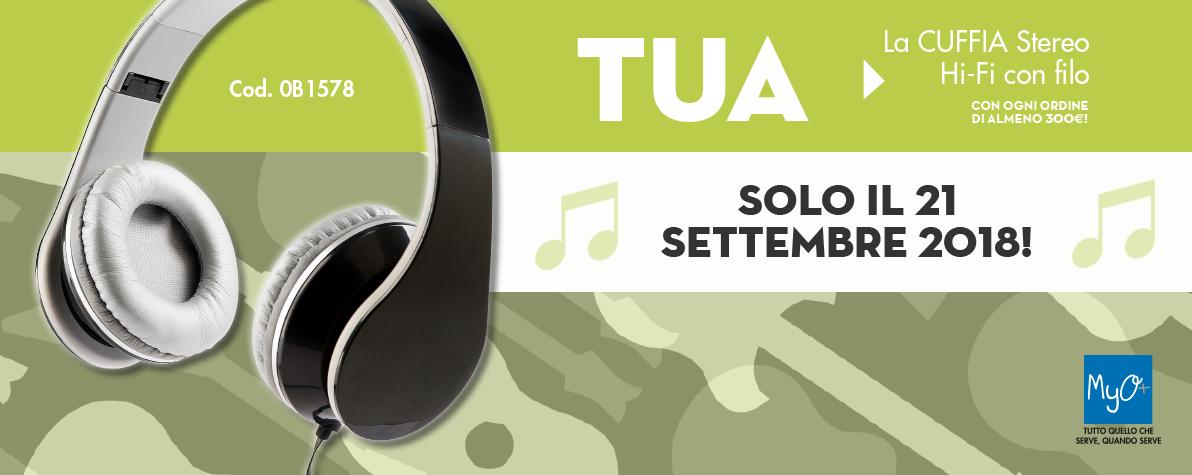 Alza il TUO Volume!!!