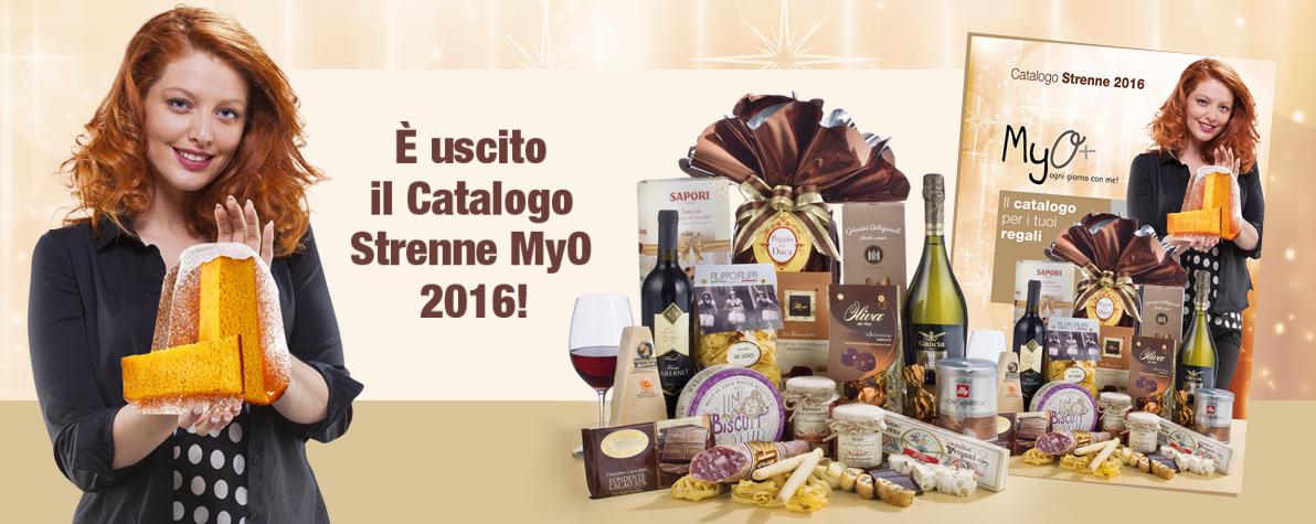 Catalogo Strenne MyO 2016