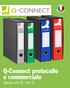 Q-Connect protocollo e commerciale