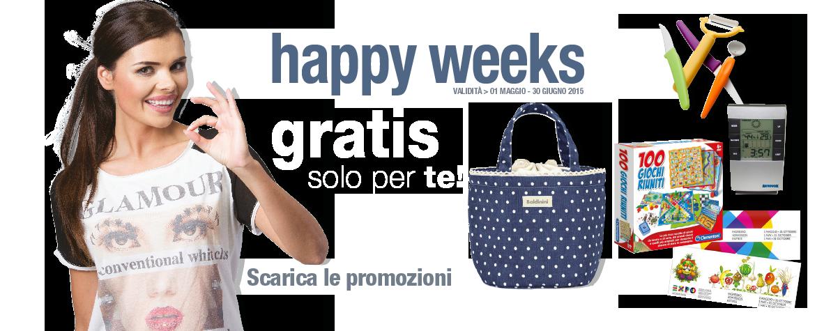 Happy Weeks Maggio
