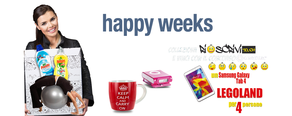 Happy Weeks Settembre