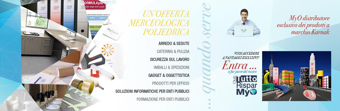 MyO Merceologie 2019