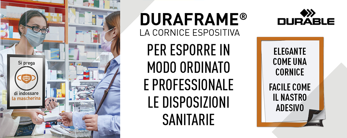 Cornice Duraframe, Scoprila!