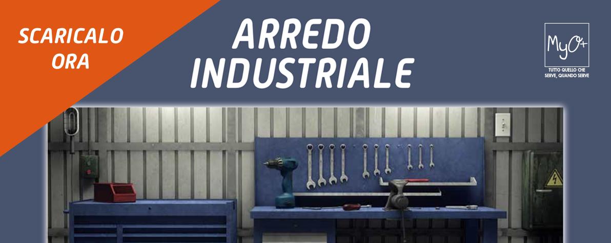 Catalogo MyO Arredo Industriale 2021
