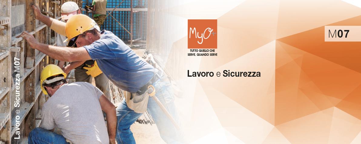Catalogo MyO Lavoro e Sicurezza 2019 M07
