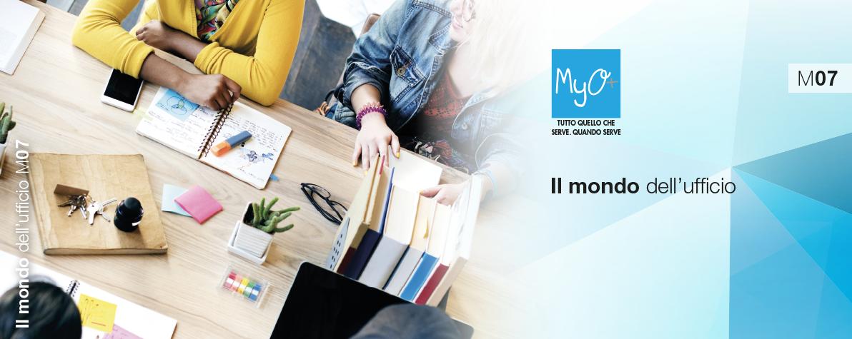 Catalogo MyO Il Mondo dell'Ufficio 2019 M07