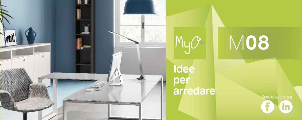 Catalogo MyO Idee per Arredare 2020 M08