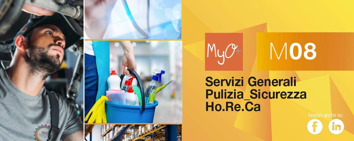 Catalogo MyO Servizi generali Pulizia_Sicurezza Ho.Re.Ca. 2020 M08