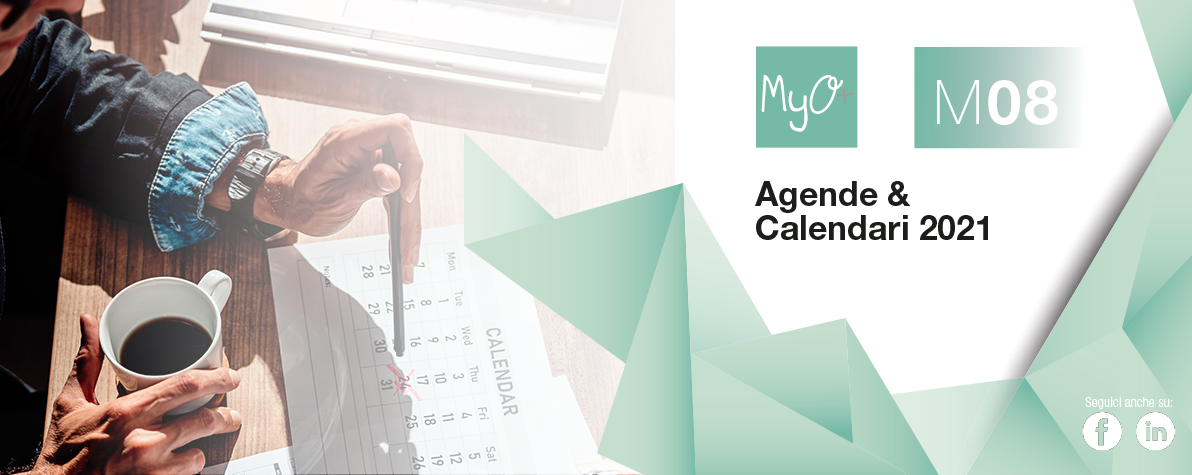 Catalogo MyO Agende e Calendari 2021