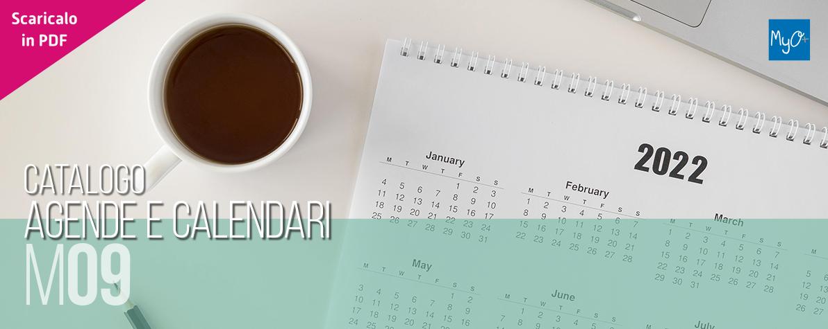 MyO Agende e Calendari 2022
